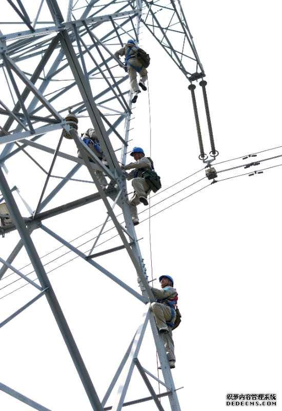 国网福建电力10小时带电检修 全力保障能源安全