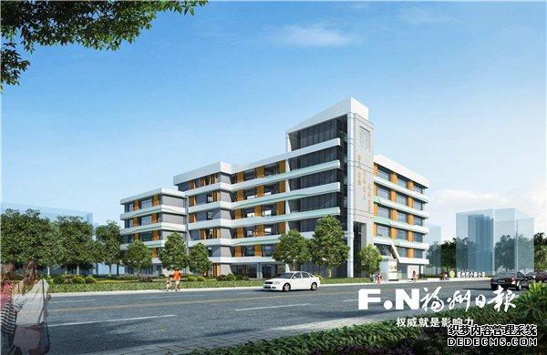 福州市小柳小学新校区教学楼动工 预计新增学位1080个