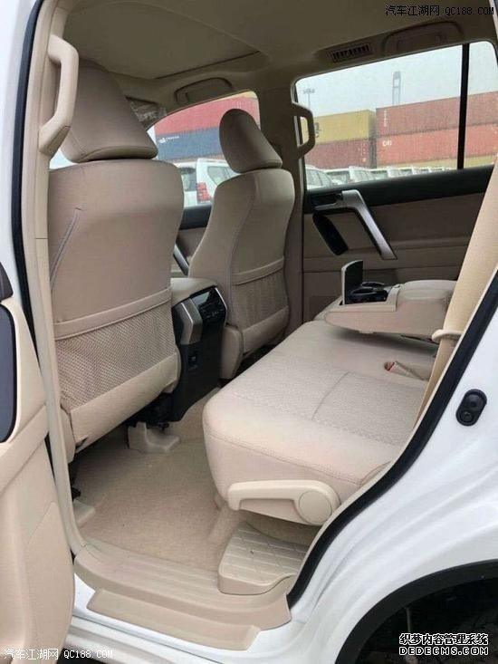 2020款丰田霸道4000中东版新车试驾体验