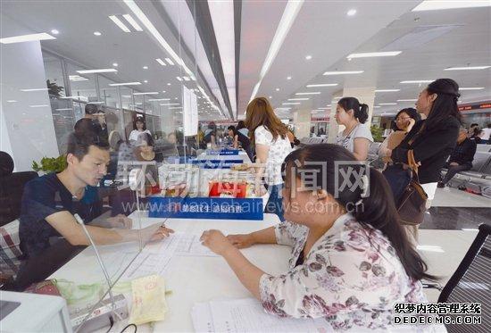"""深化""""放管服""""改革!唐山打造营商环境""""四最""""品牌"""