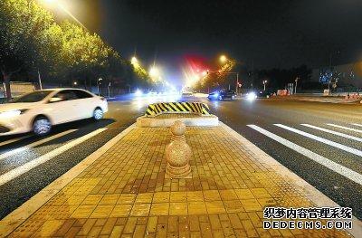 北京市首条自行车专用路西延主体工程基本完工