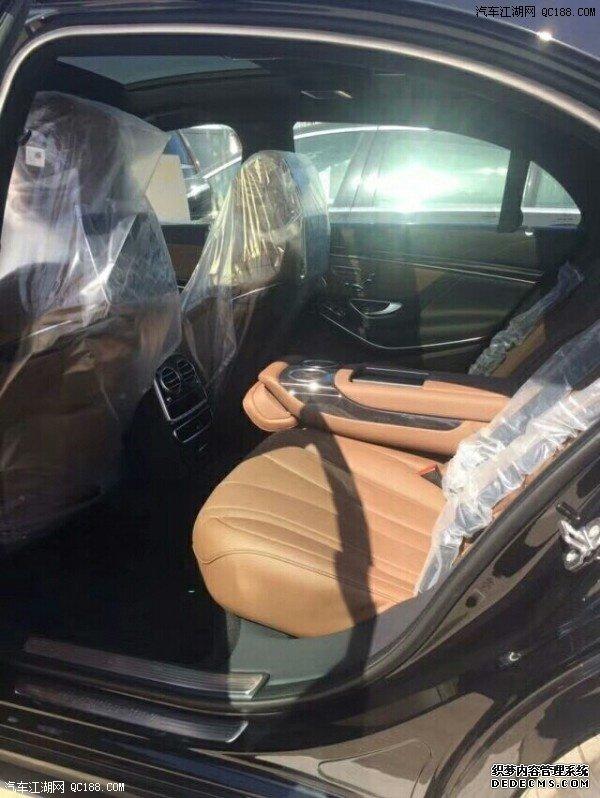 新款奔驰S450加版升级版实车到店行情