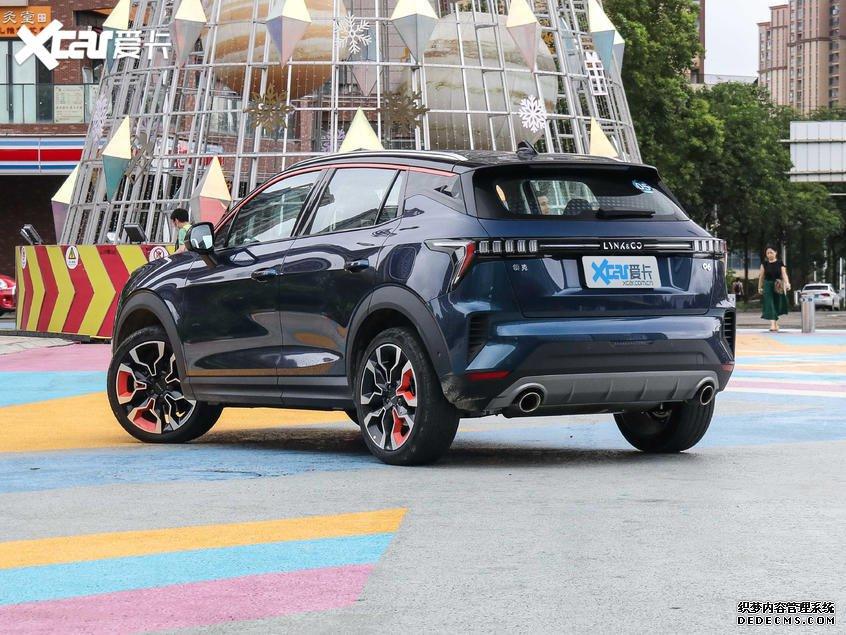 领克新车规划曝光 全新大型SUV明年推出