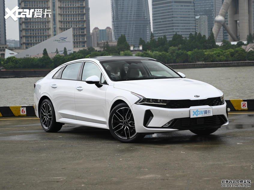 东风悦达起亚2020款K5凯酷