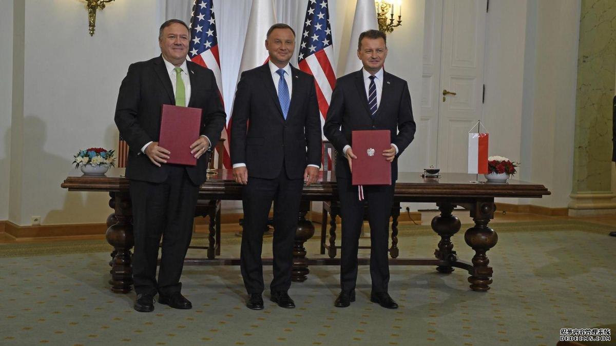 波兰吸引美军进驻代价大:耗资巨大且或将面临主权受损风险