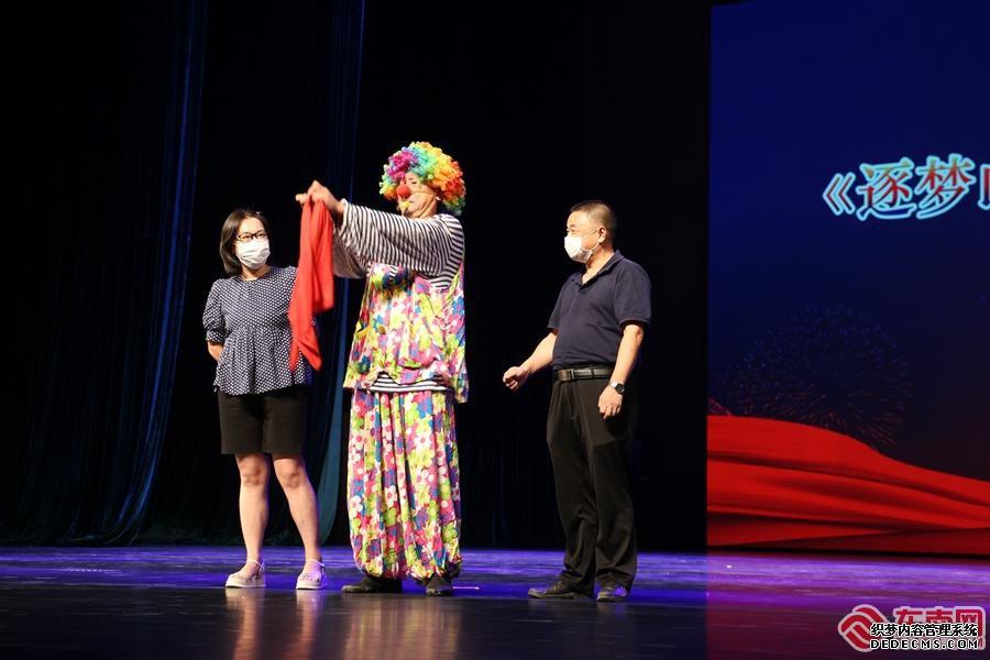 南平大剧院举办惠民试演 精彩节目欢动全场